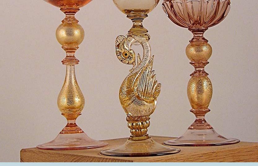 Murano glass fantasy vetro di murano for Barovier e toso catalogo vasi